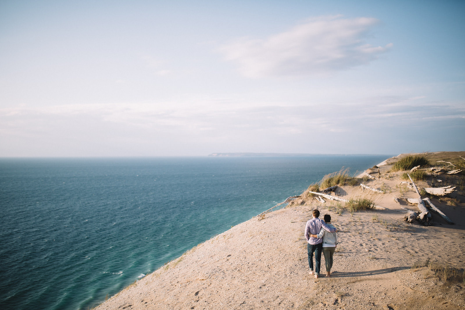 Ghost Forest Engagement | Alyssa + Trevor