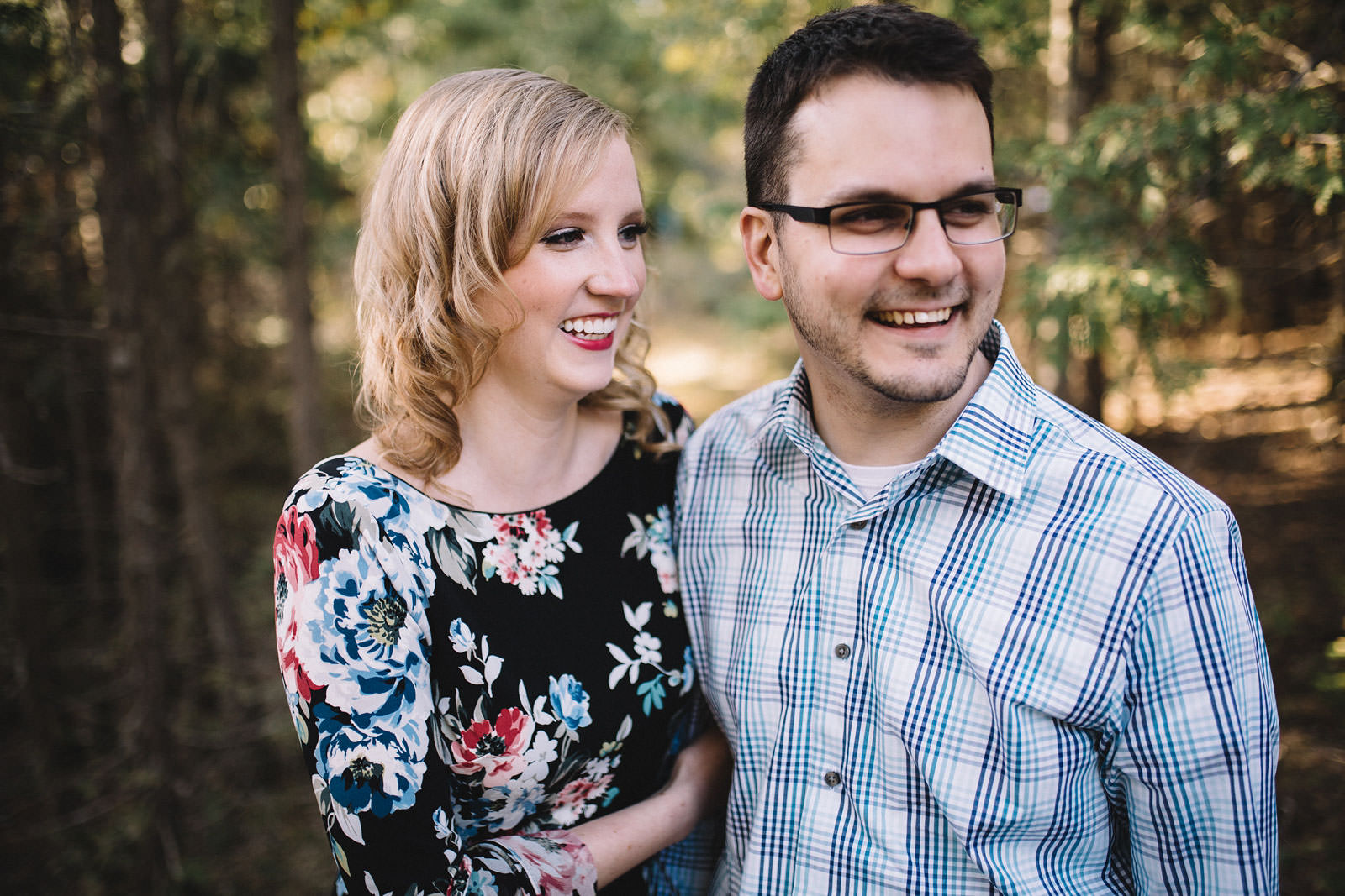 Glen Arbor Engagement | Hannah + Justin