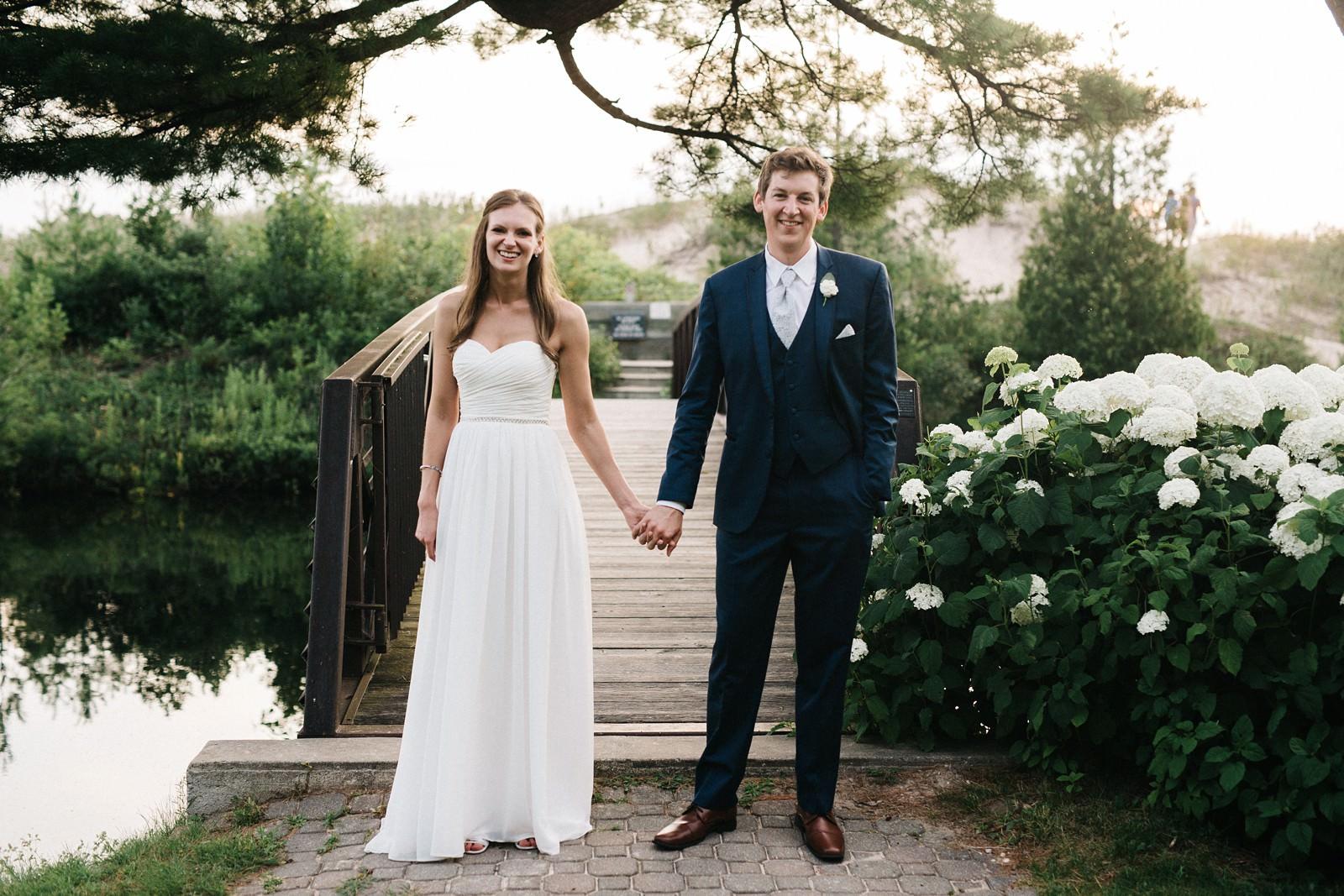 The Homestead Resort Wedding | Maddie + Matt | By Luke