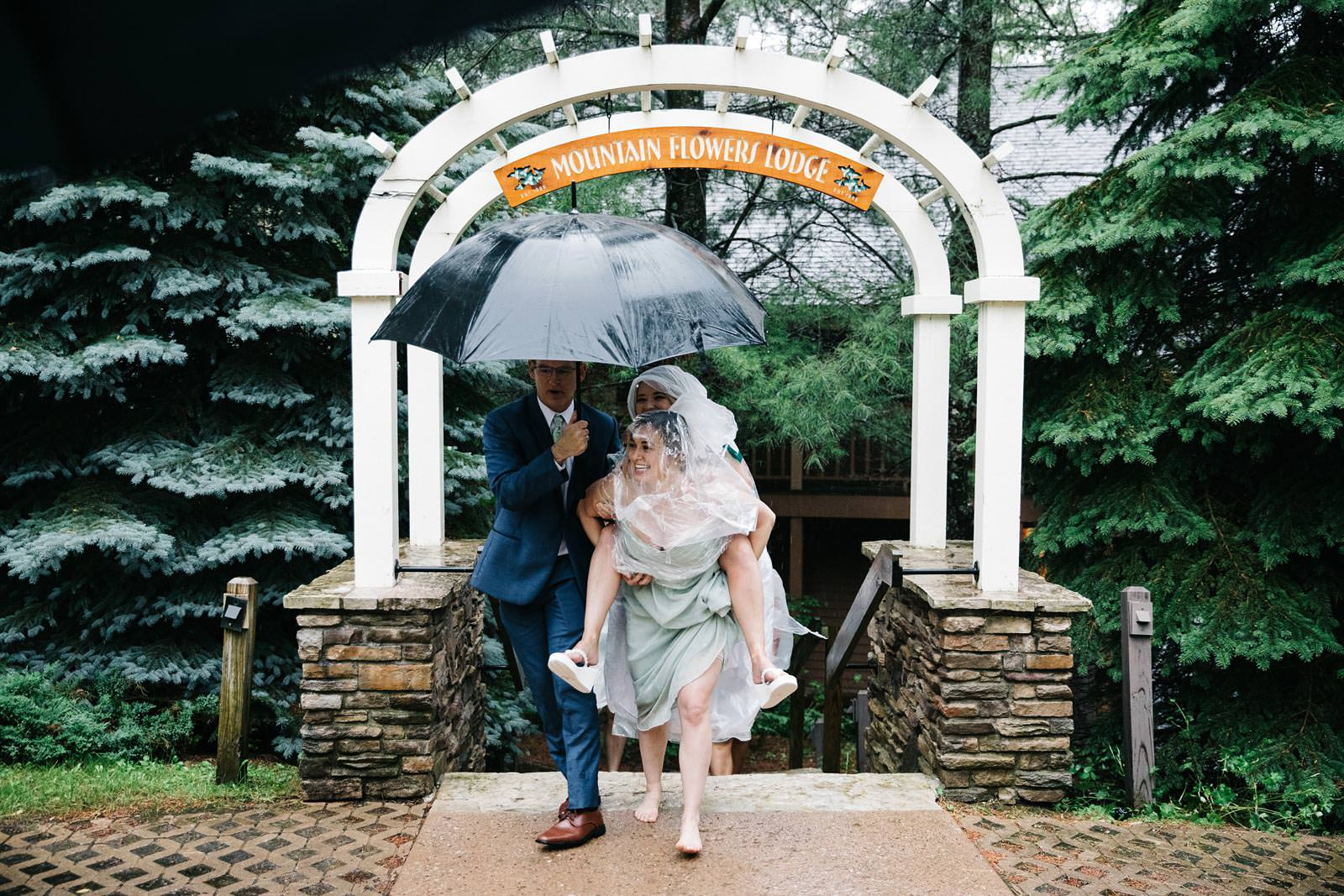 The Homestead Resort Wedding | Lauren + Jack