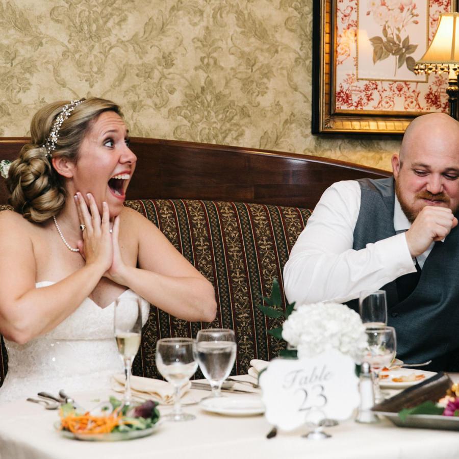 Stafford's Perry Hotel Wedding | Allison + Ben