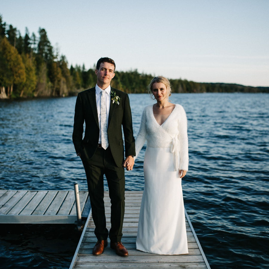 Fountain Point Resort Wedding | Caroline + Mikey | By Luke