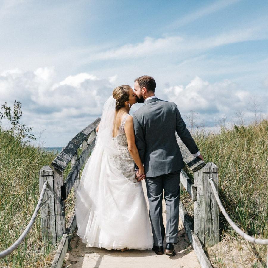 The Homestead Resort Wedding | Karey + Andrew