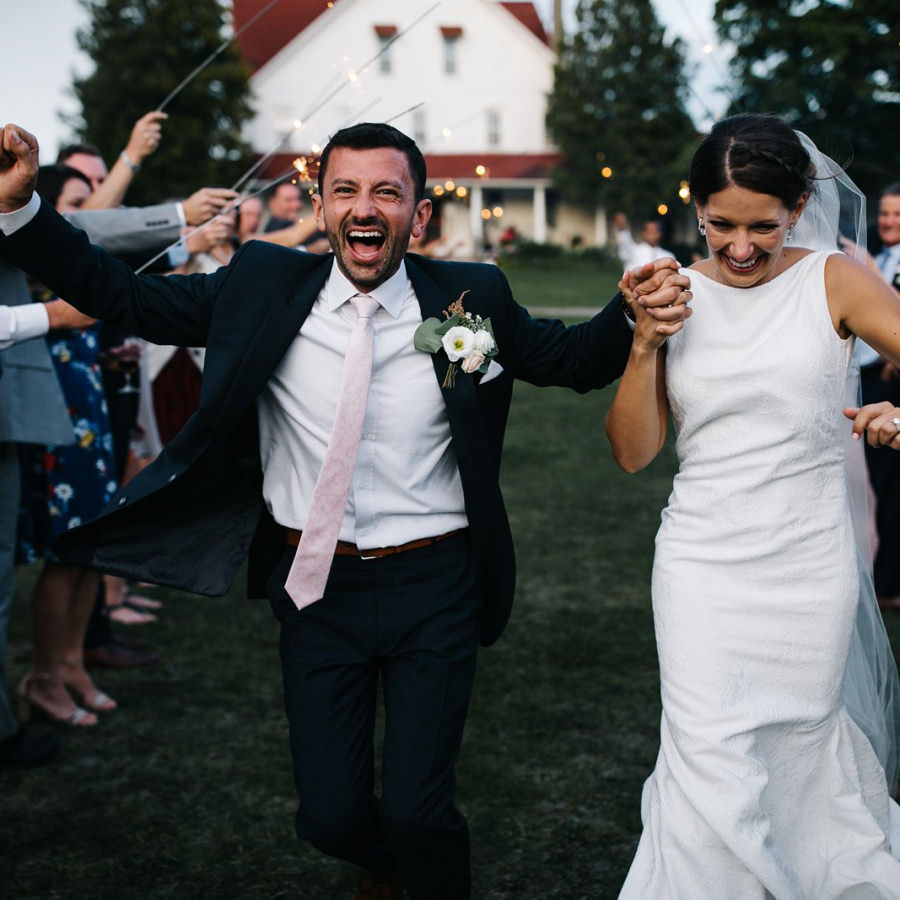 Fountain Point Resort Wedding | Meghan + Rob