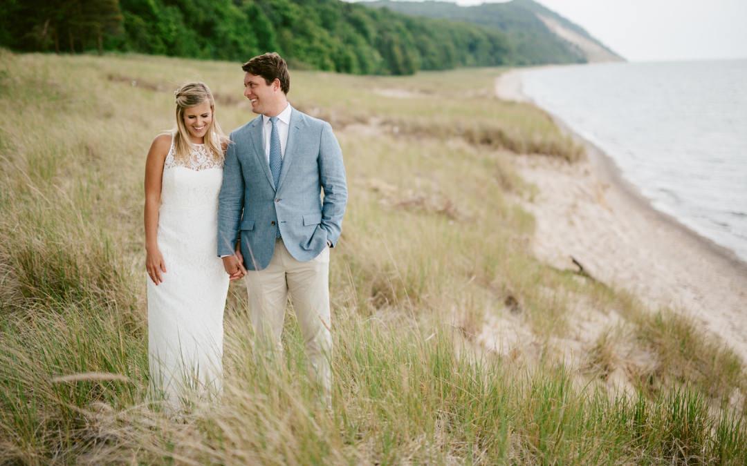 Walloon Lake Wedding | By Luke