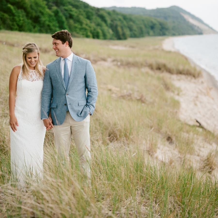 Walloon Lake Wedding | By Luke