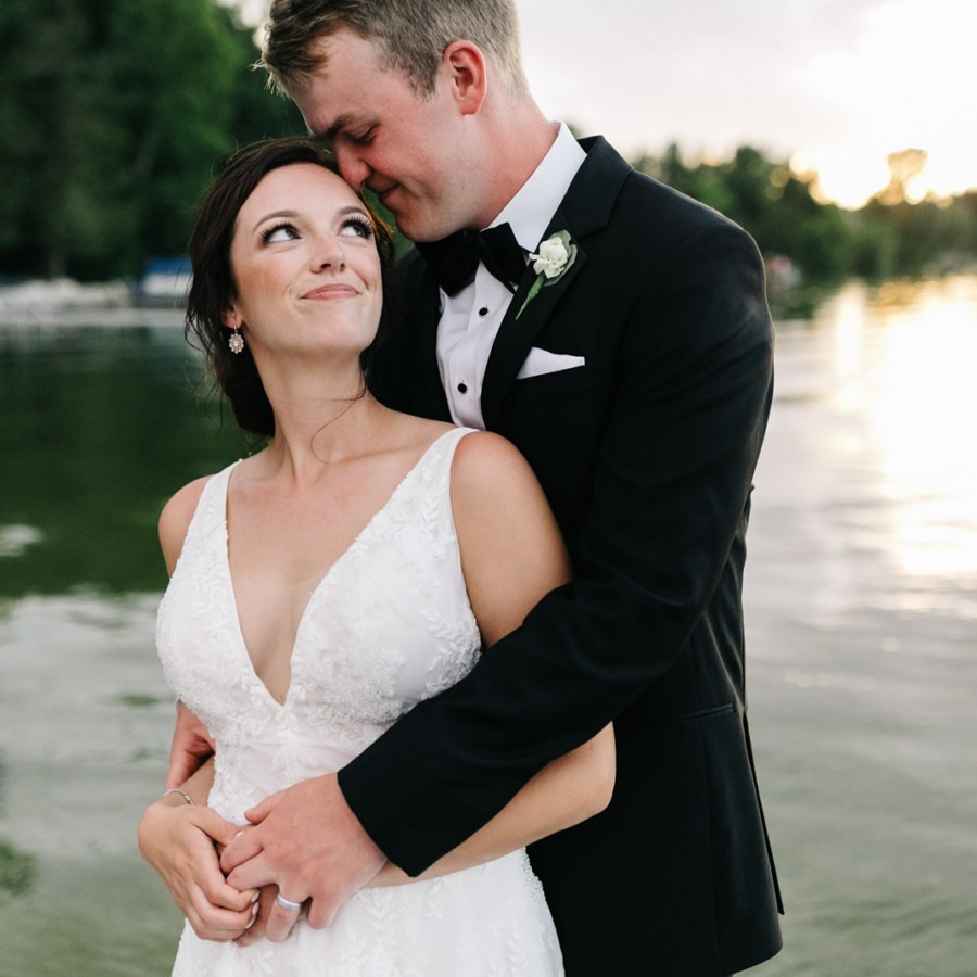 Backyard Wedding | Sam + Joe