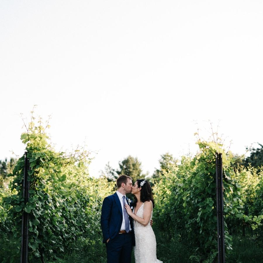 Black Star Farms Wedding | Kristen + Chris | By Luke
