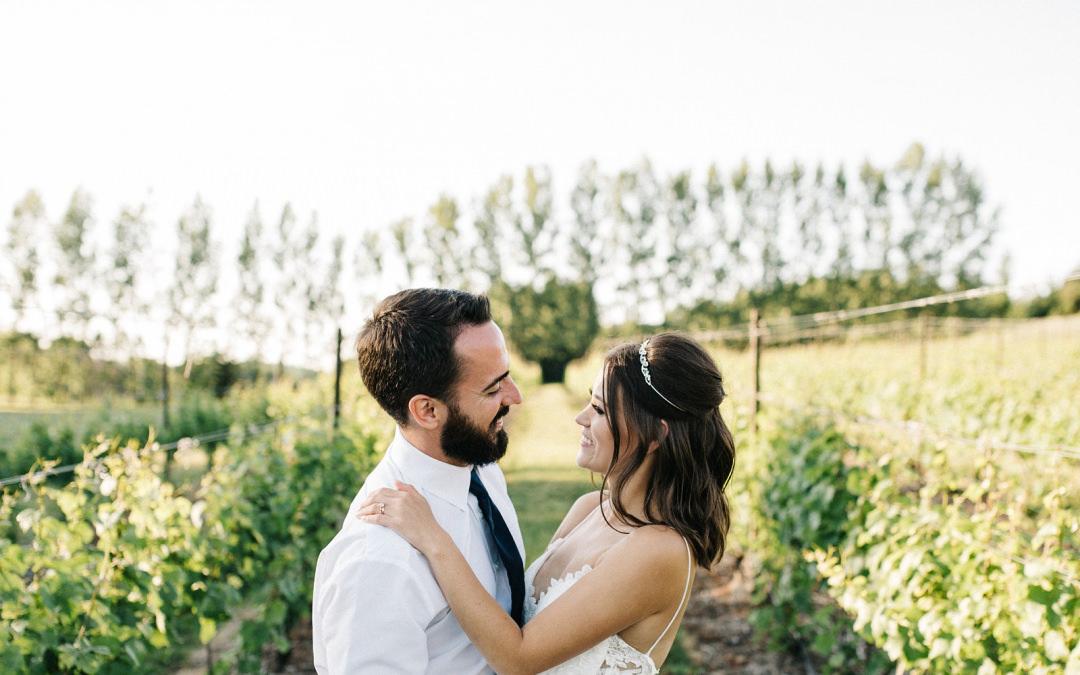 Ridge at Verterra Wedding | Maria + Steve | By Luke