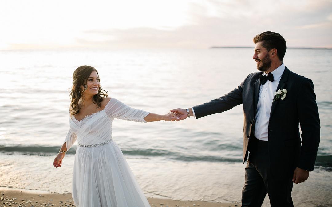 The Homestead Resort Wedding | Natalie + Jack | By Anna