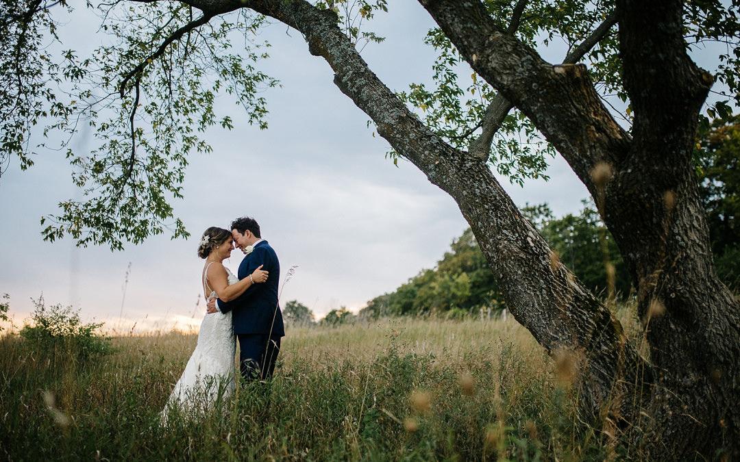 Historic Barns Park Wedding | Ashley + Jarod | By Anna