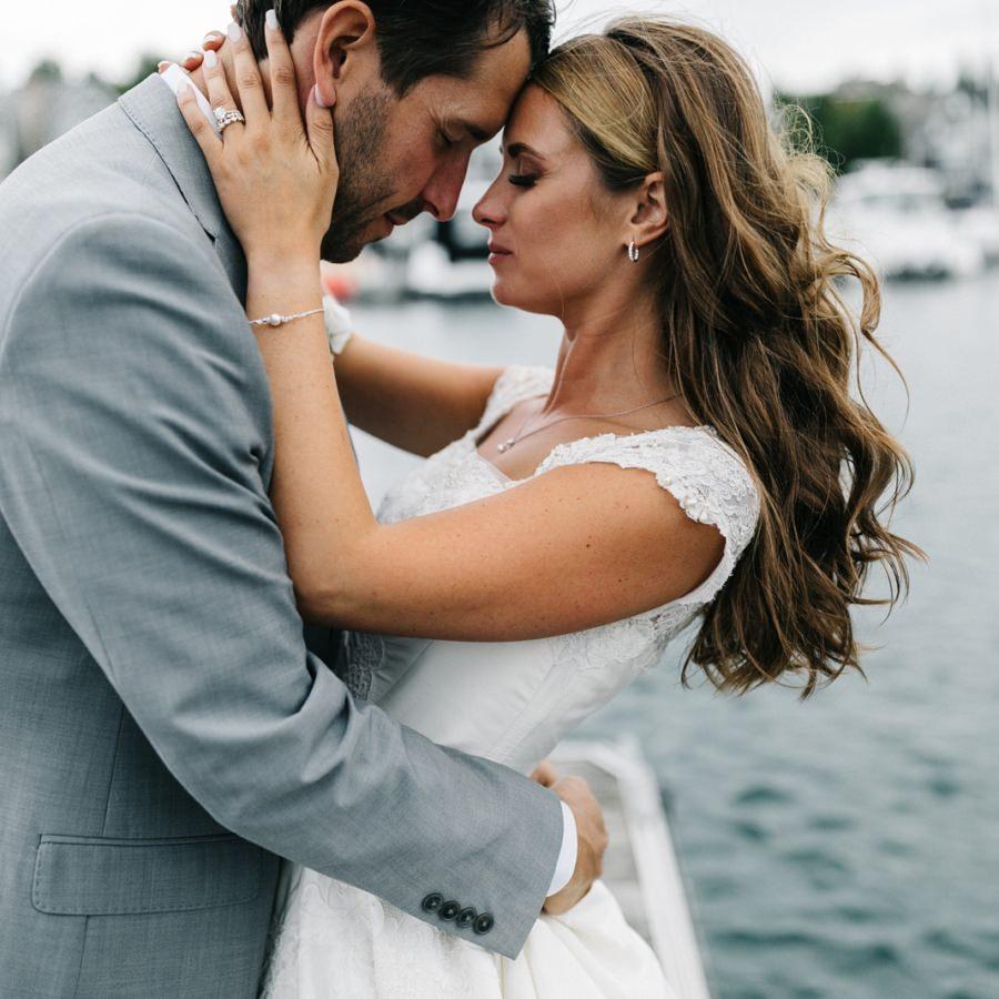 Bay Harbor Marina Wedding | Carly + Ray