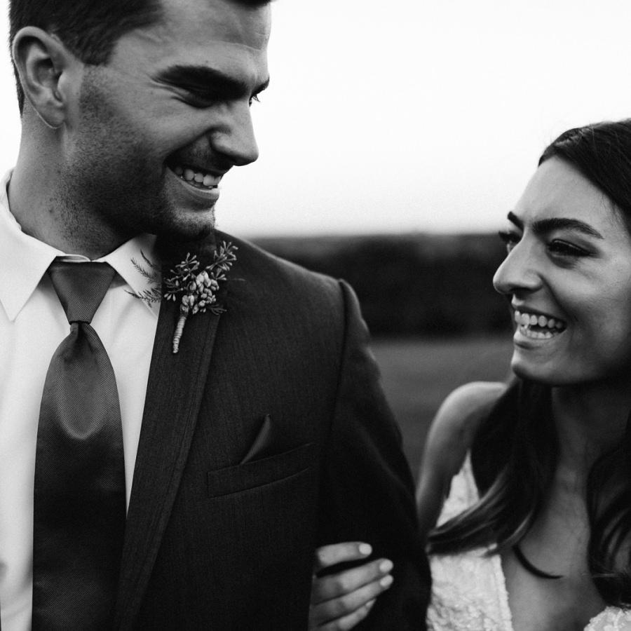 Black Star Farms Wedding | Jessica + Nate