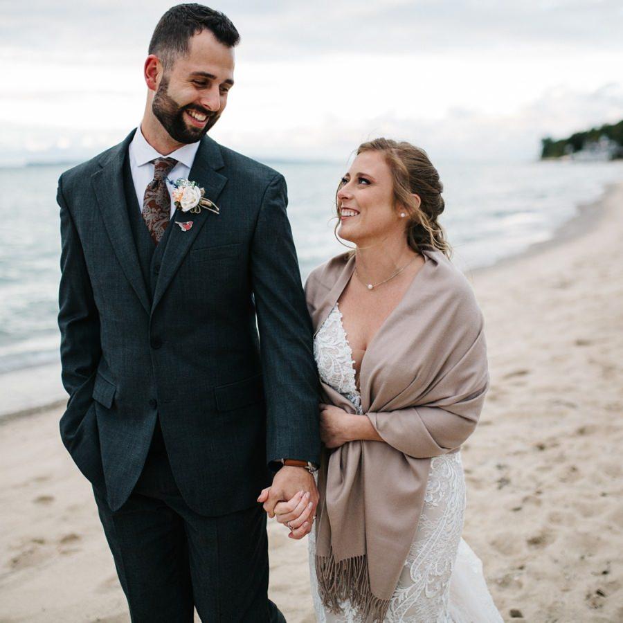 A Homestead Resort Wedding | Morgan + Matt | By Luke