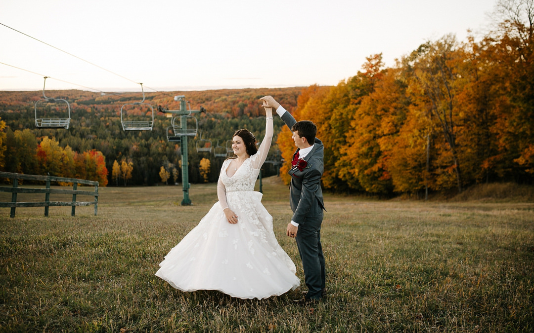 Tree Tops Resort Wedding | Samantha + Dartanyan | By Anna