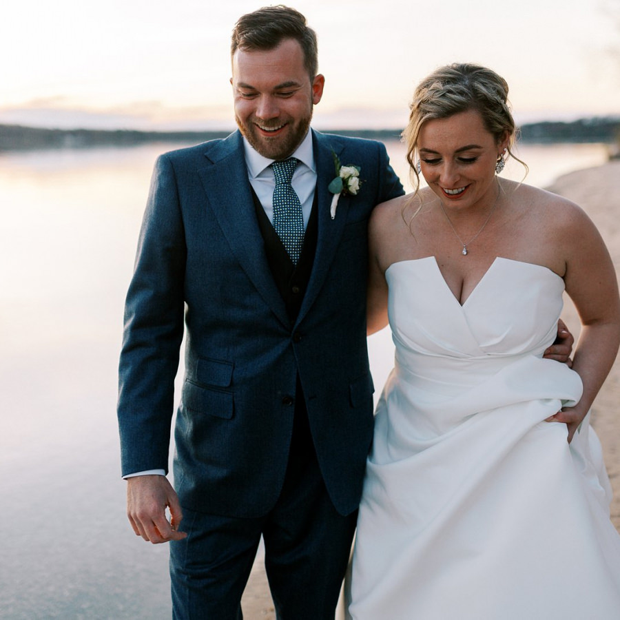 Peninsula Room Wedding | Jayne + Kody | By Luke