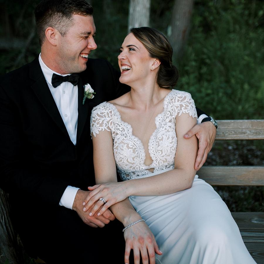 BlueBridge Events Centre Wedding | Hannah + Steve | By Anna