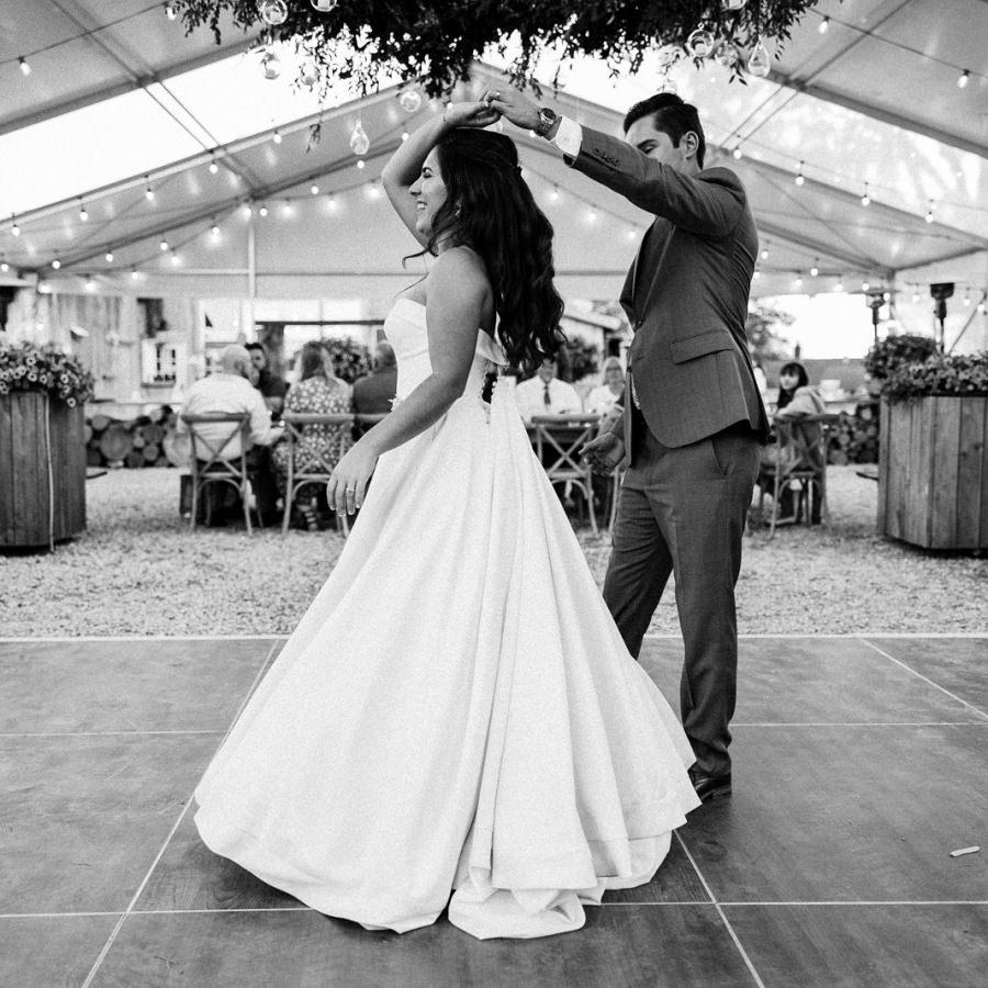 Pond Hill Farm Wedding | Ashley + Nick